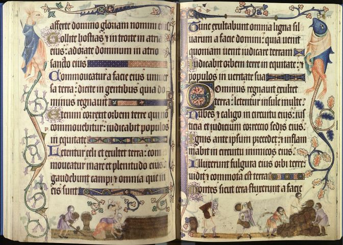 Analyzing Medieval Manuscripts and its images
