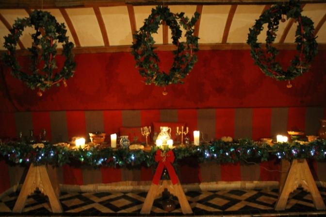 The Medieval Origins of Christmas