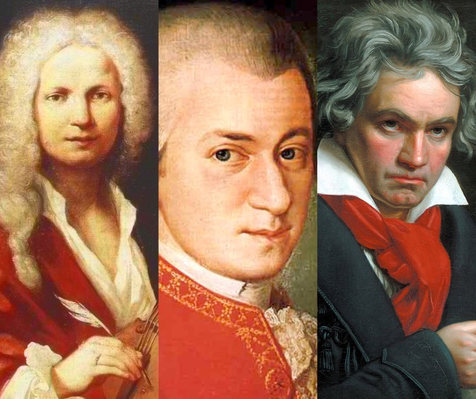 Significant Music in History: Classical Music