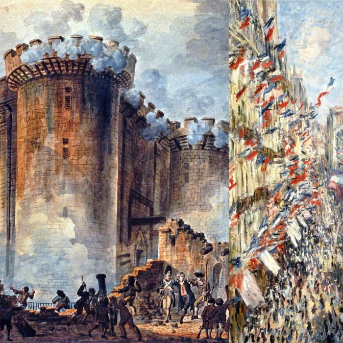 Bastille Day and the Storming of Bastille