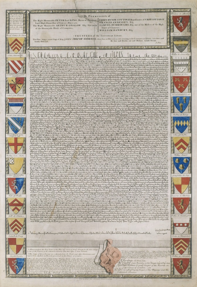 Magna Carta: 800 Years of Legacy